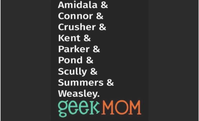 Image: GeekMom