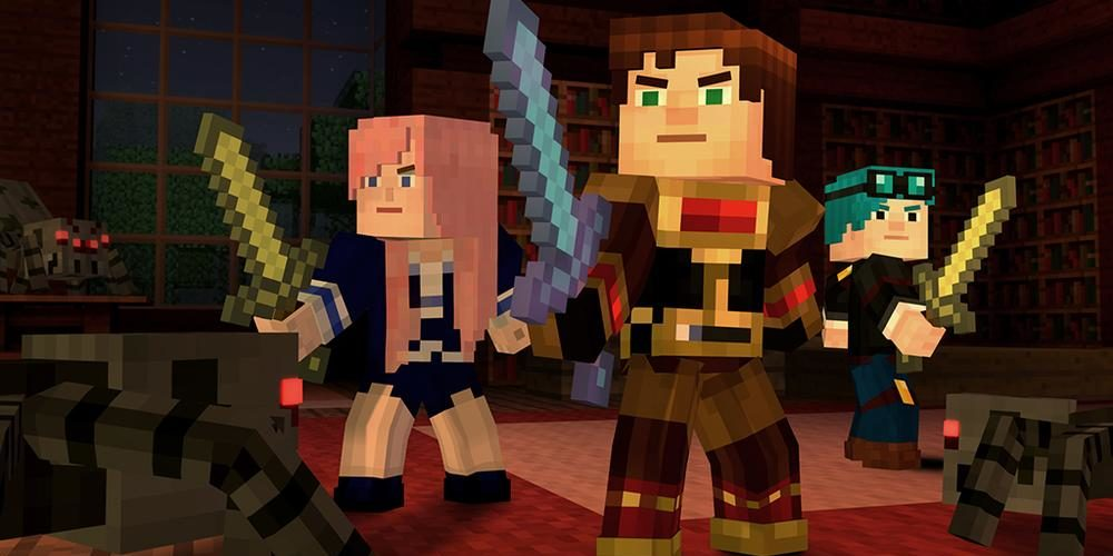 Minecraft Story Mode Episode 6 Puts Your Kids Favorite