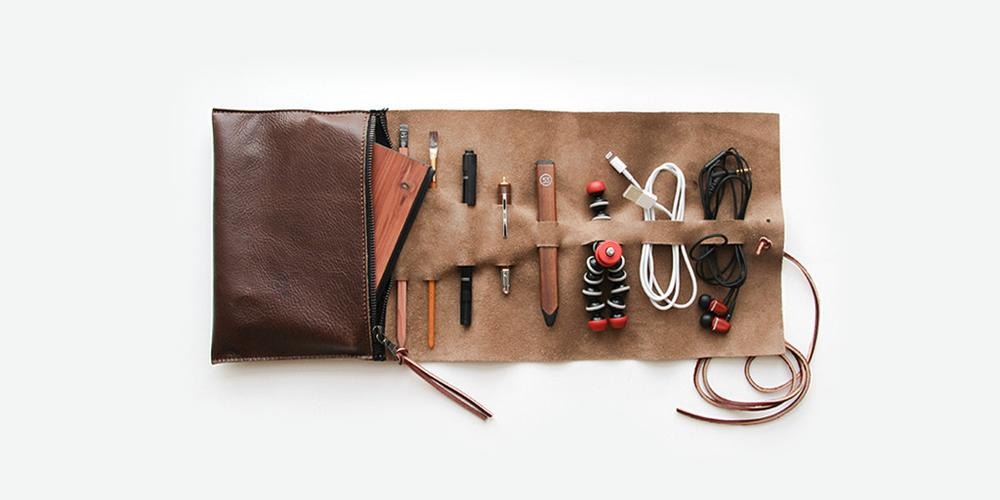 'This Is Ground' Offers an Array of Stylish Organization Options for Geeks on the Go