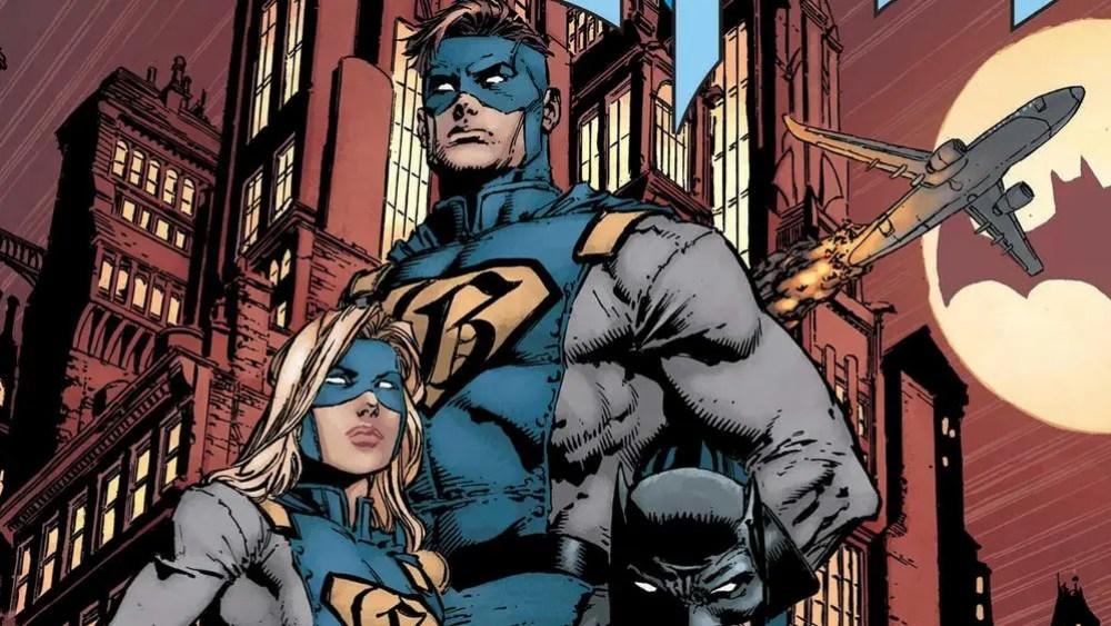 Man, these two seem like jerks. :) image via DC Comics