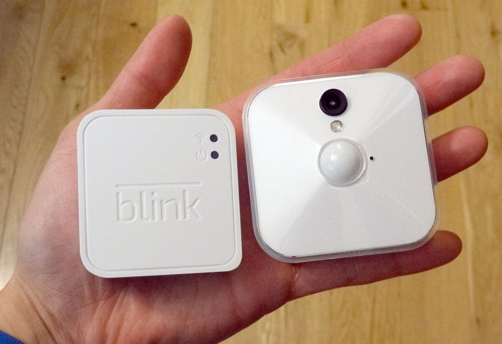 Blink: Wireless Home Security Cameras - GeekDad