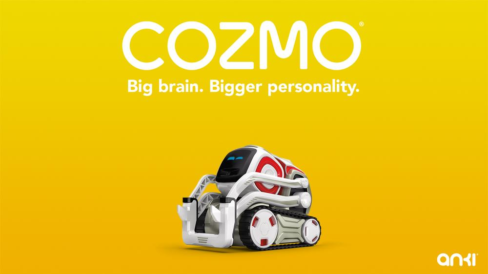 'Cozmo' Is Wall-E in Miniature Fully Working Toy Form