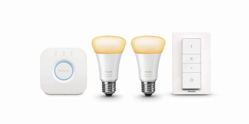 Smart Hue Lighting Gets Cooler