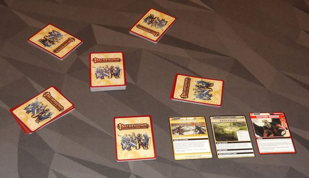 PACG Wrath of the Righteous Demondome