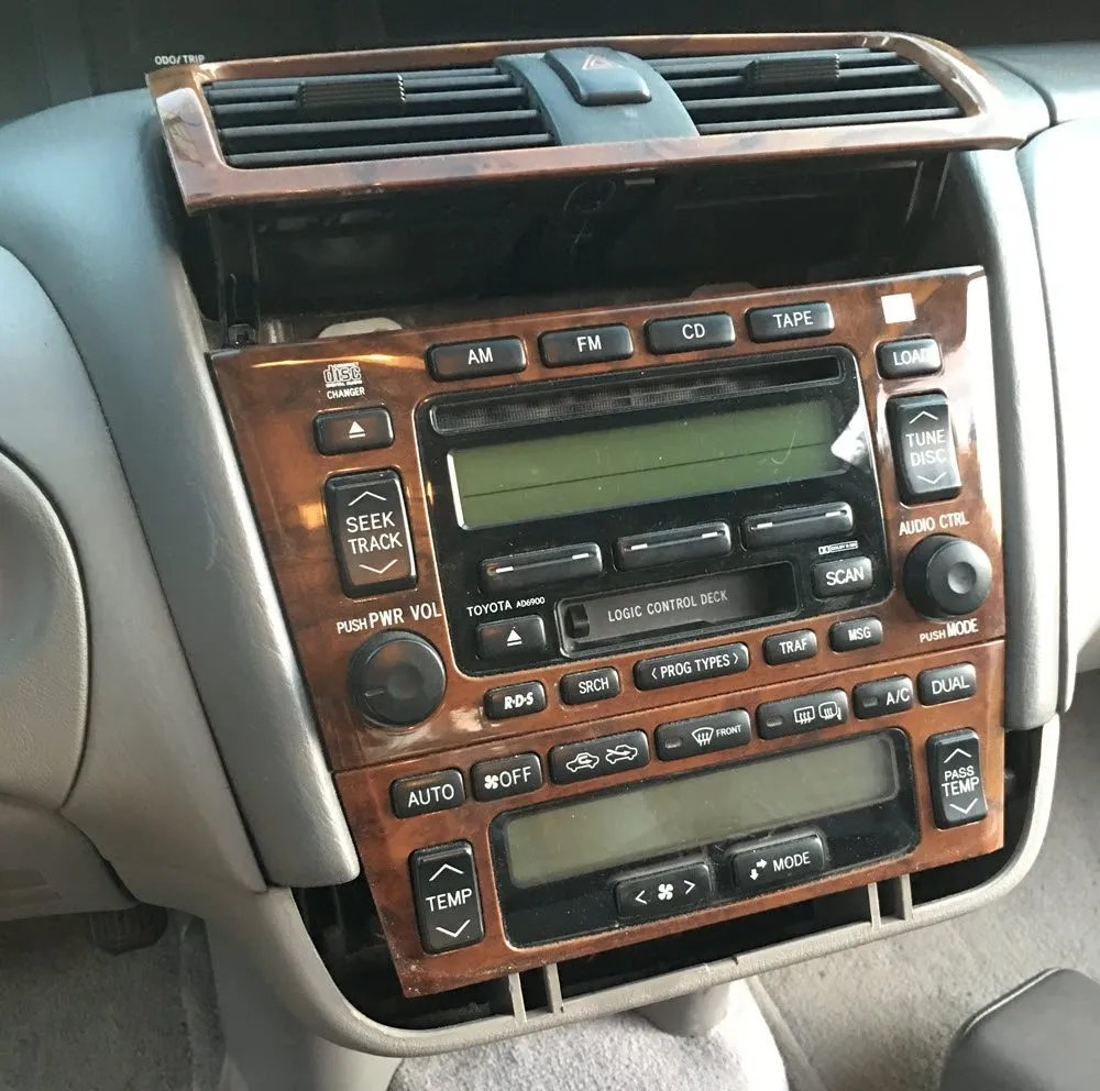 Pioneer 4200 Removal