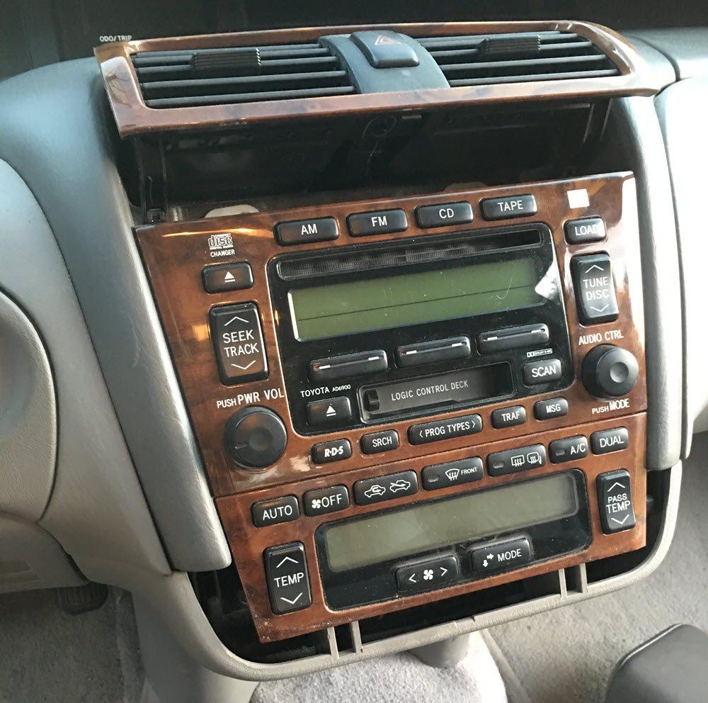 pioneer 4200. pioneer 4200 removal f