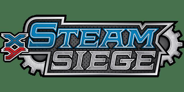 Pokemon TCG Steam Siege
