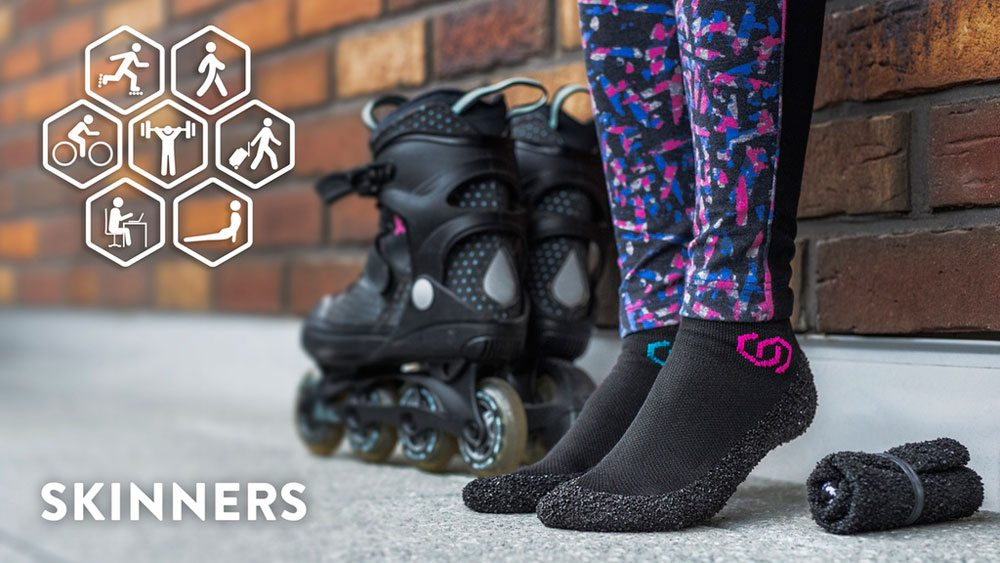 Kickstarter Alert: Skinners—Lose the Shoes GeekDad