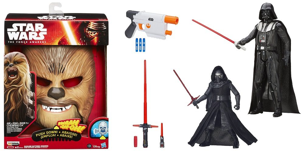 Father's Day Giveaway: Hasbro Star Wars Loot!