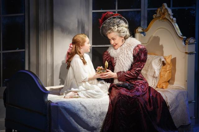 Nicole Scimeca and Mary Beth Peil. Photo by Joan Marcus; Hartford Stage