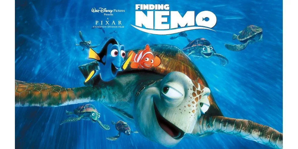 Finding Nemo. © 2003 Disney/Pixar. All Rights Reserved.
