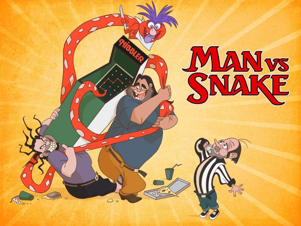 Man vs Snake: The Long and Twisted Tale of Nibbler