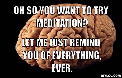 meditation meme