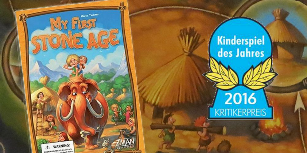 'My First Stone Age' Wins Best Children's Game