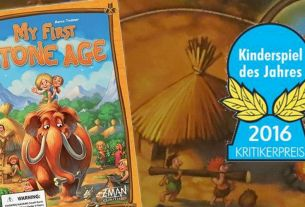 My First Stone Age wins Children's Game of the Year 2016