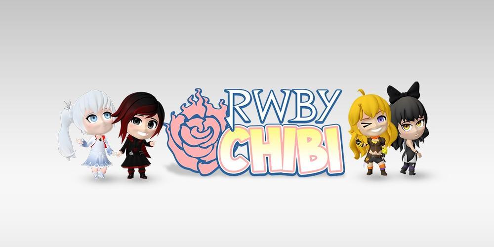 RWBY Chibi by Rooster Teeth Studios