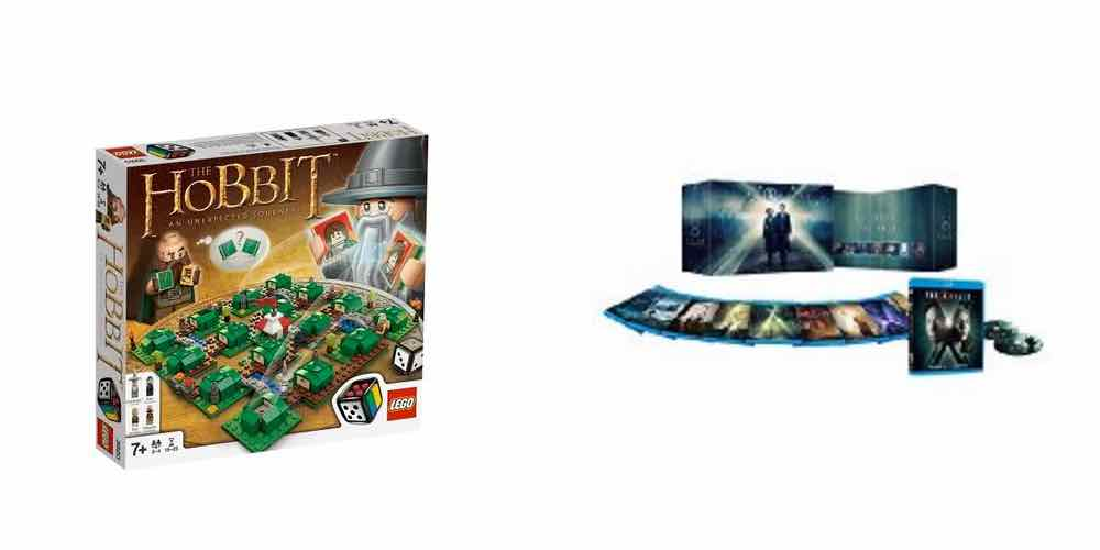 30 LEGO Kits Under $50, Every 'X-Files' Ever for Over 50% Off – Daily Deals!