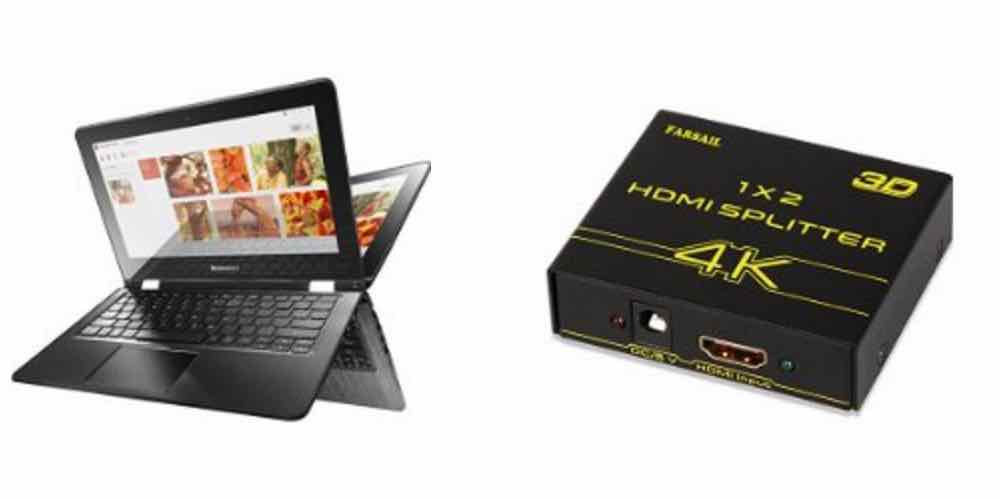 Save Big on Lenovo Flex Laptops, Powered HDMI Splitter – Daily Deals!