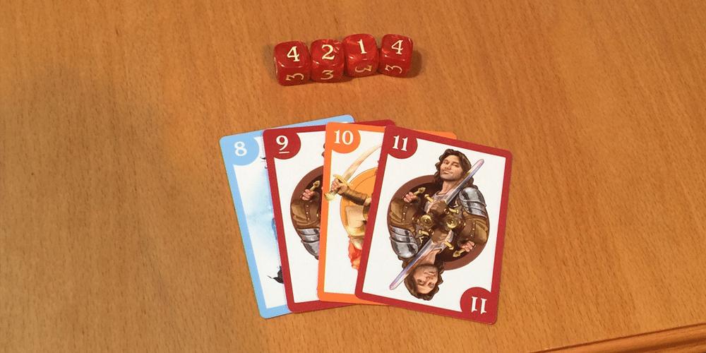 Dragonwood Cards