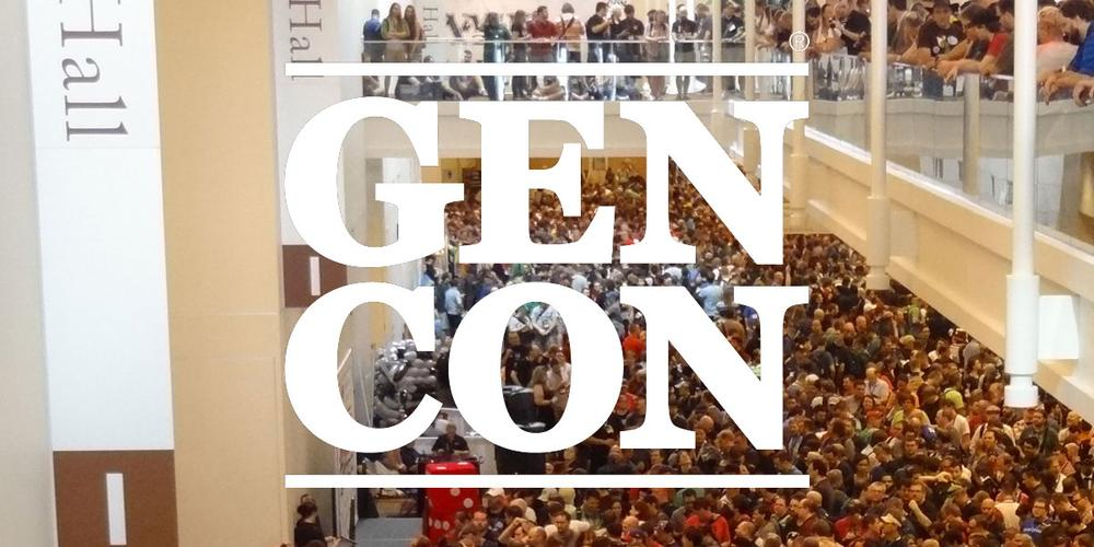 The Getting Excited for Gen Con 2016 Super-MEGA Post