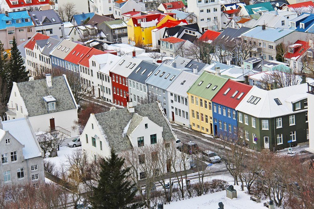 Iceland town PD