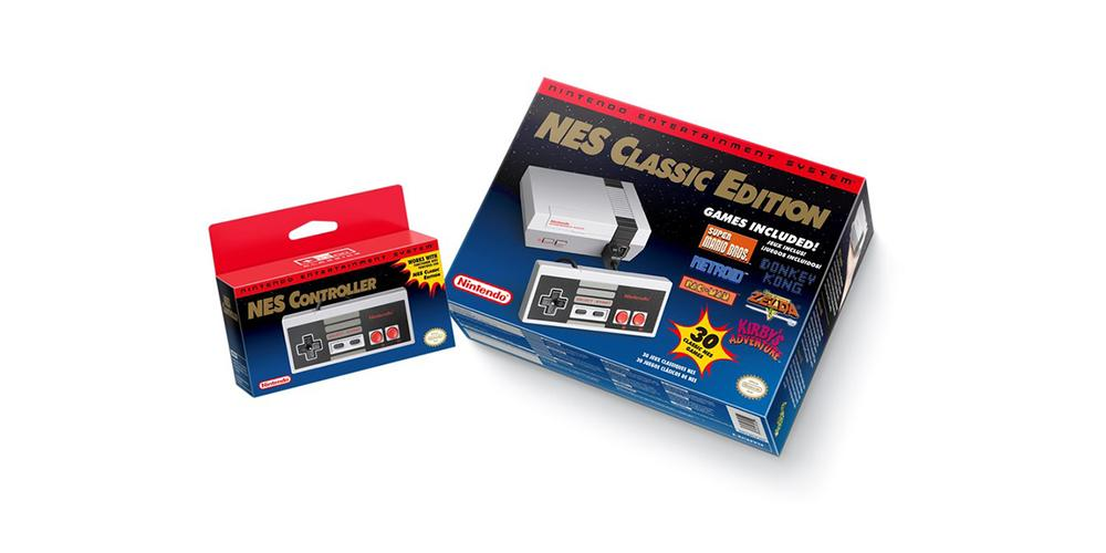 NES Classic Edition Available via Amazon This Afternoon