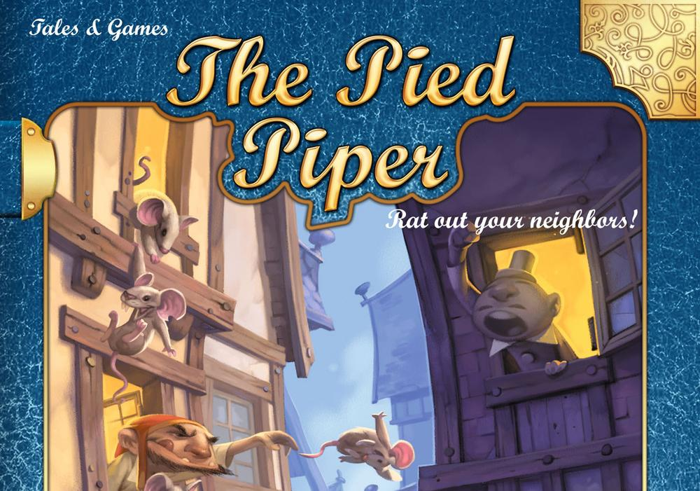 Rats? Call in 'The Pied Piper'