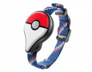 Pokémon GO Plus accessory