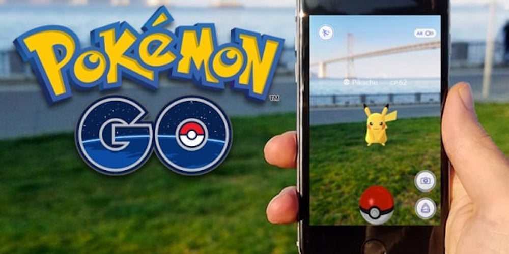 'Pokémon GO' the Future of Augmented Reality?