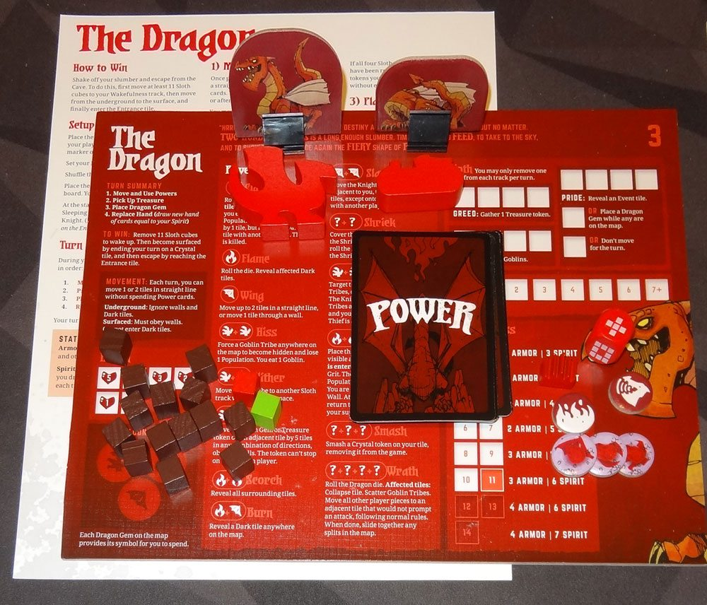 Vast Dragon Components