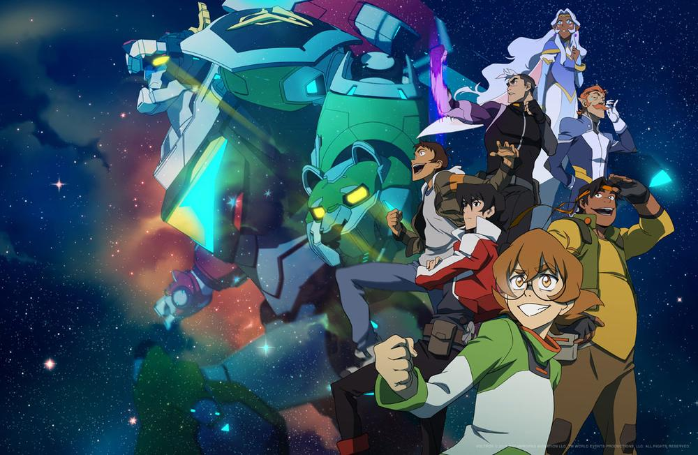 'Voltron' Season 2 Confirmed!
