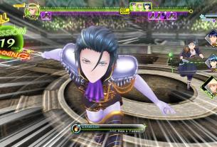 Tokyo Mirage Sessions screen