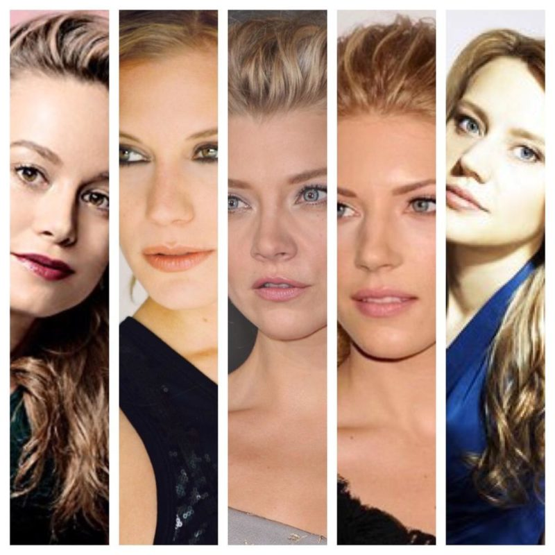 Captain Marvel Actresses