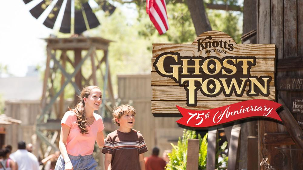 Fun Things to Do With Your Family at Knott's Berry Farm