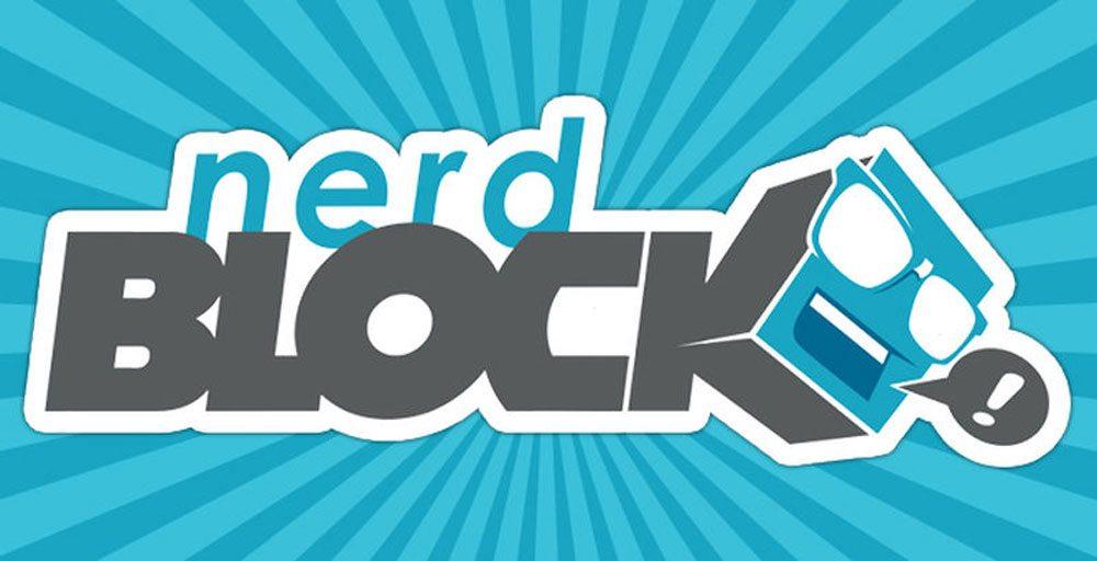 Nerd Block Logo \ Used with permission