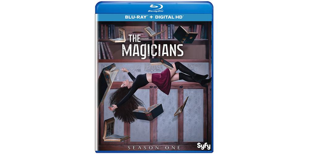 the magicians bluray