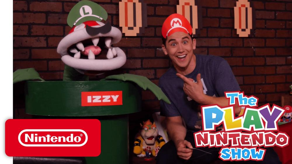 'The Play Nintendo Show' Makes Mario Child's Play