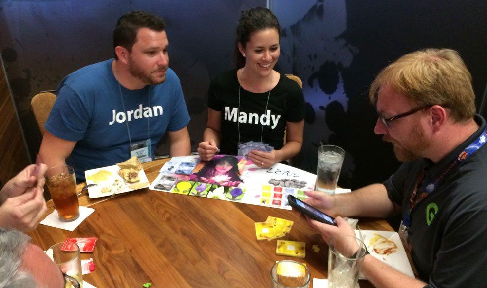 Jordan & Mandy, Lotus