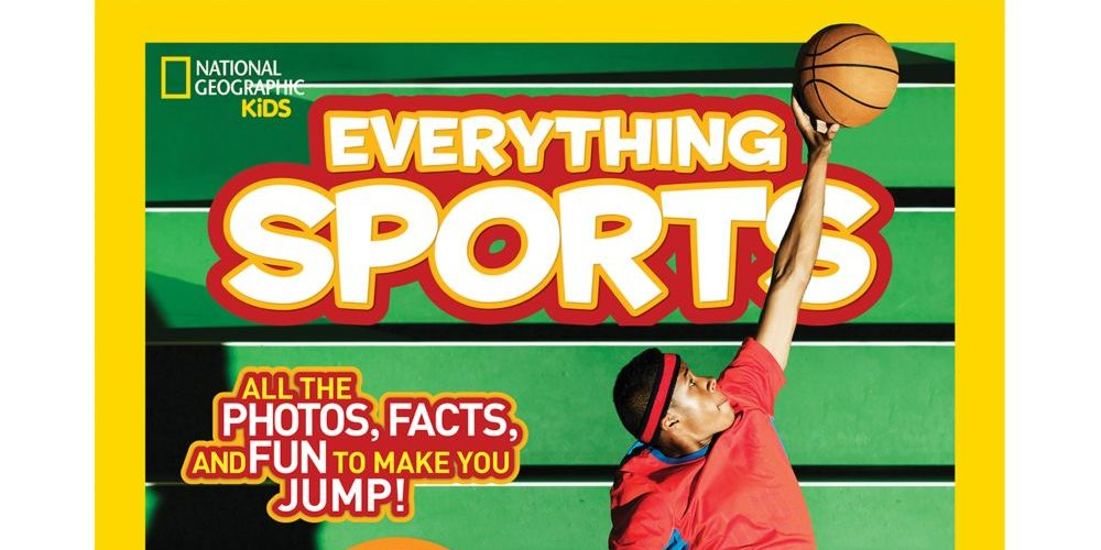 National Geographic KiDS: SPORTS!