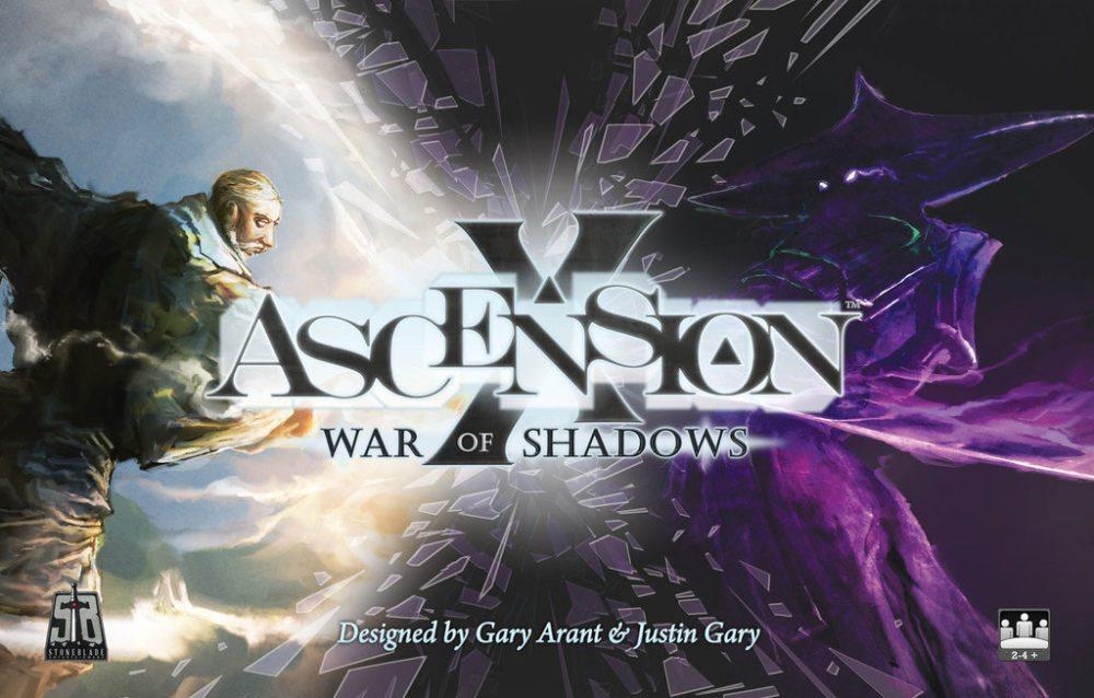 Ascension X cover art