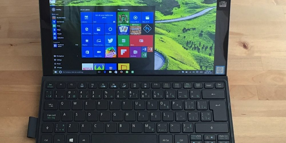 Looking at a Surface for Your Student? Consider Acer's Switch Alpha 12 Instead