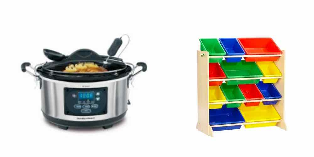 Save Big on a Slow Cooker, Kids Furniture for Back-to-School – Daily Deals!