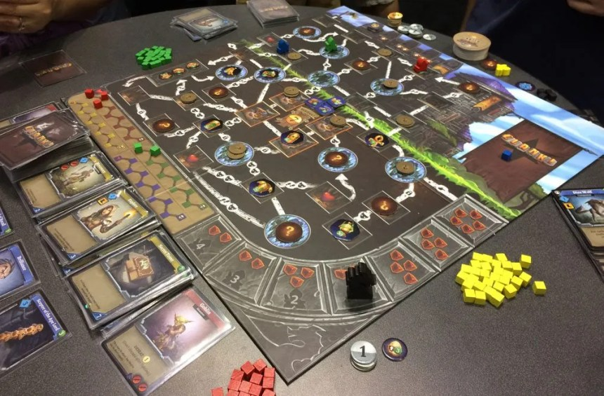 Image result for clank! Board game