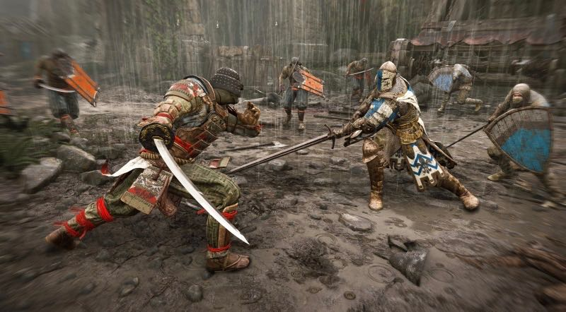 For Honor Screen Shot