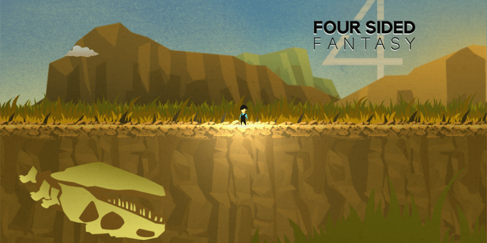 Review: 'Four Sided Fantasy' Is Stunning, Imaginative, and Achingly Short