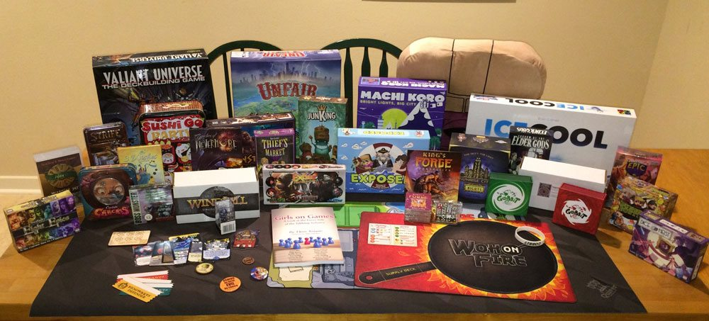 7 Lists About Gen Con 2016