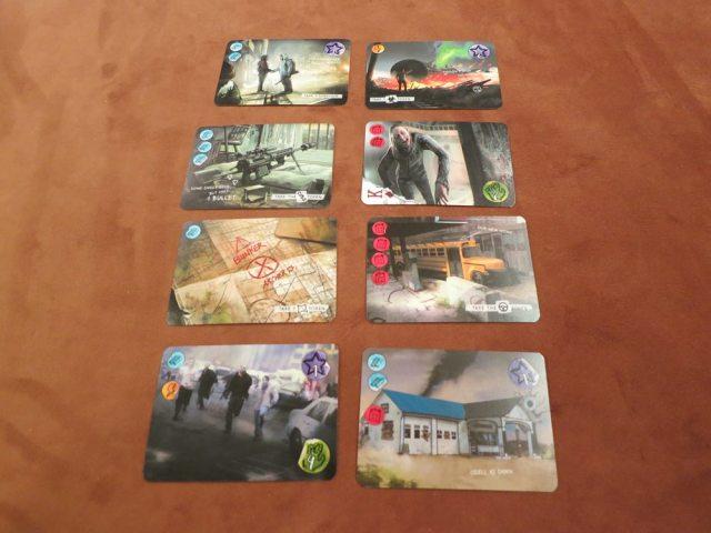 Level 1 Adventure Cards