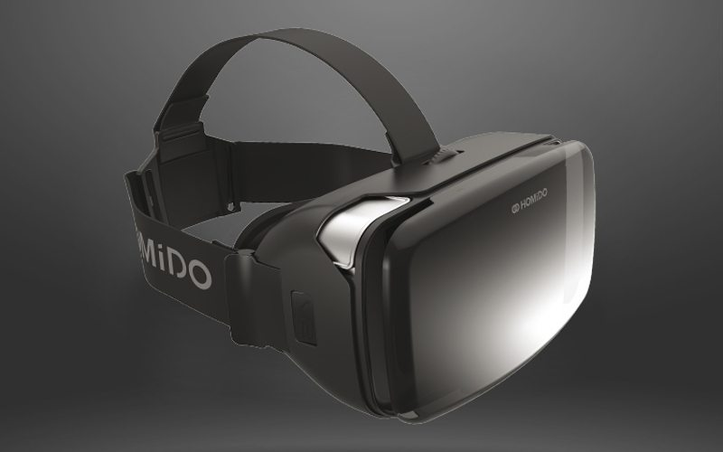 Homido Goes All-In With the V2 for Mobile Virtual Reality