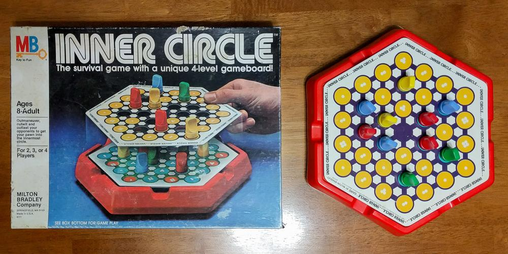 Missing Pieces: Inner Circle (Retro Review)