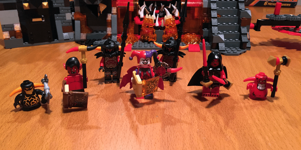 get ready for 'nexo knights' season 2 with jestro's